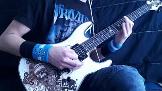 Trivium - To Believe. Guitar Cover (With Solo) HD