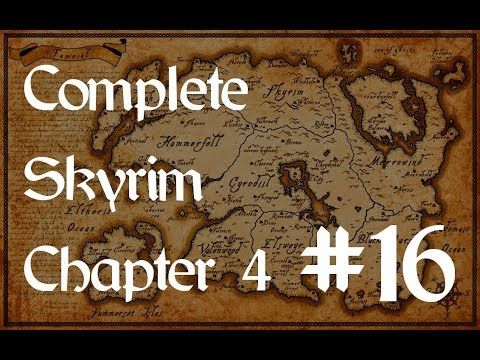 Complete Skyrim Ch 4 #16 - Haafstad and the Border of High Rock by JoopvanDie