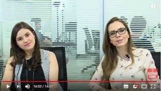 ENTREVISTA | Camila Montenegro - Aprovada em 1º lugar no TRT-CE para o cargo de AJAA