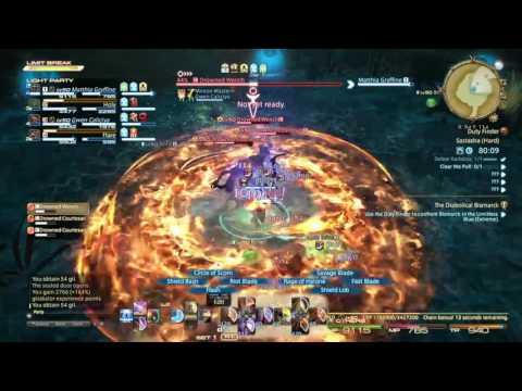 Final Fantasy XIV: Heavensward - A Day In The Life @ Final Ascendance (Matthia) 6/4/2016