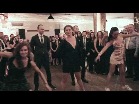 Best Surprise Flash Mob Wedding Dance