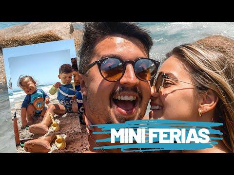 FLORIPA/CURTINDO UMA PRAIA+BRINCADEIRAS | Tali Ramos
