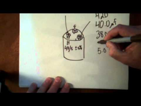 Common Air Conditioner Capacitor Failure Symptoms   The HVAC Guy