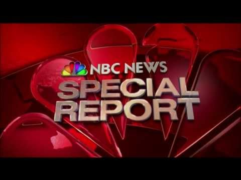NBC Sports to NBC News Special Report - Live Toss