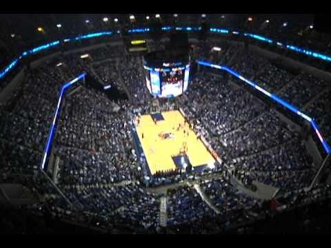 Memphis Madness: FedExForum Time Lapse