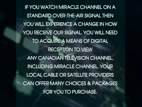 Miracle Channel digital transition PSA (2011-05-27)