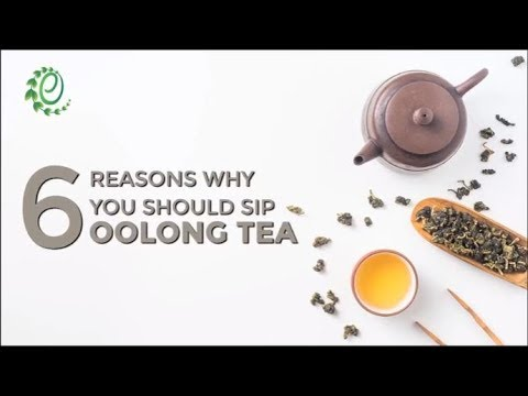 6 Reasons Why You Should Sip Oolong Tea | Organic Facts