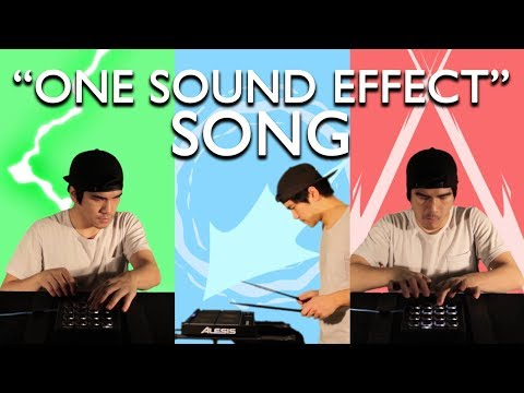 ONE SOUND EFFECT SONG | Leslie Wai