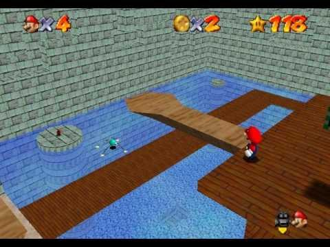Todos los Hacks MODS de Super Mario 64 [Descarga]