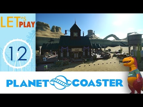 [FR] Planet Coaster Ep. 12 - Far West