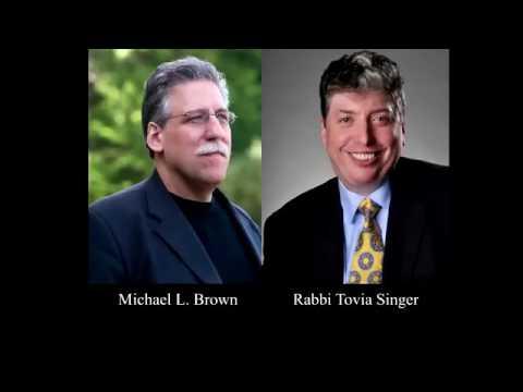 Michael Brown vs Rabbi Tovia Singer