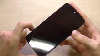 Google Nexus 5. О корпусе гуглофона