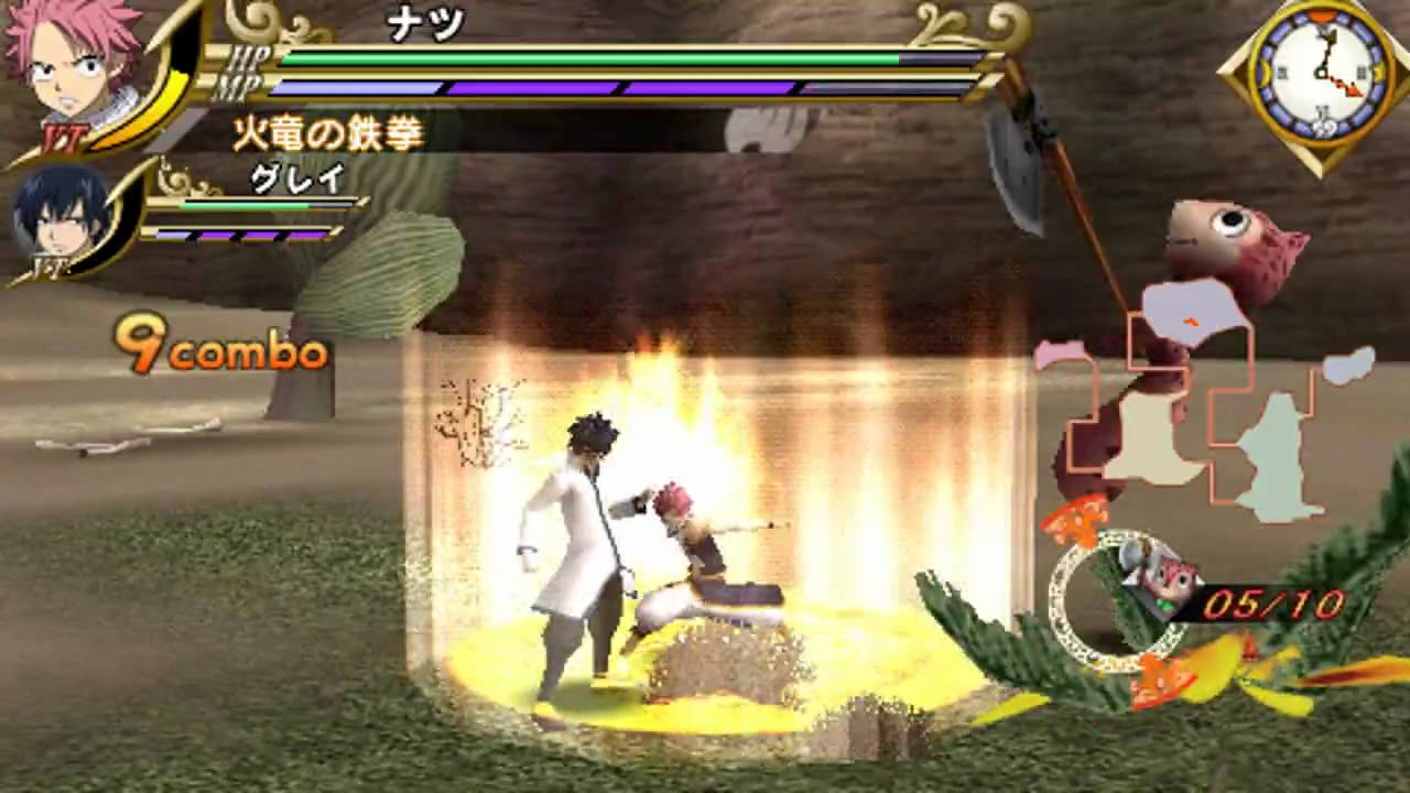 Fairy Tail - Portable Guild (Japan) ISO Download < PSP ...