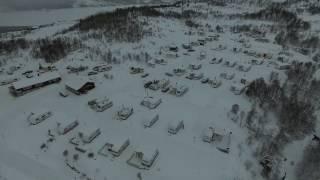 Optimisthaugen Winter camping