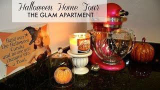 The Glam Apartment Tour: Halloween Edition! Thumbnail