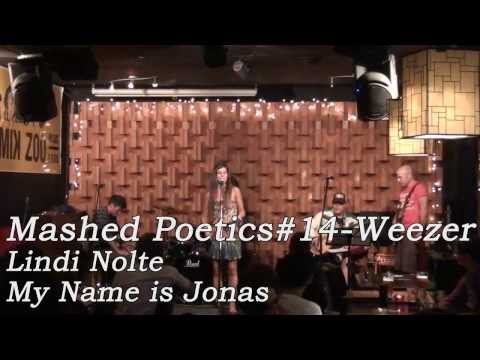 Mashed Poetics #17 - Weezer - Blue Album - Lindi Nolte