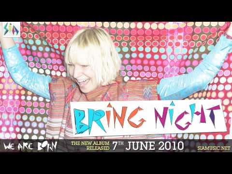 Sia - Bring Night (from We Are Born)
