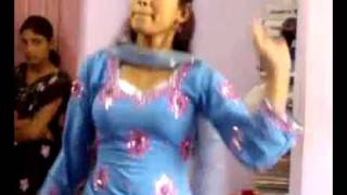desi girl dance on son di chadi