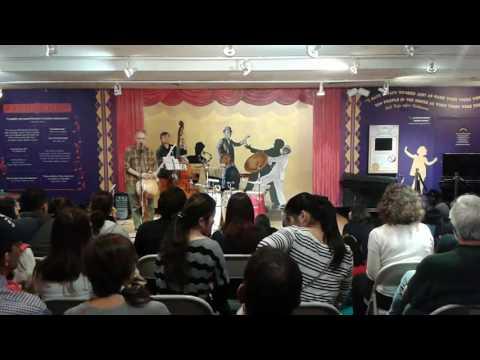 quatuor  creole live at museum