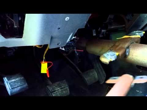 Dash Removal 97 Chevy 1500 Part 1