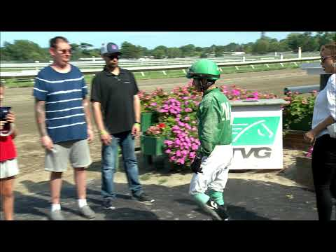 video thumbnail for MONMOUTH PARK 8-16-19 RACE 7