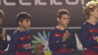 Барселона-Реал детский футбол 11-12 лет 2-0