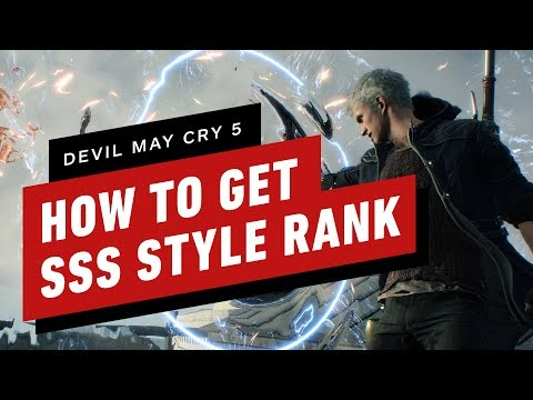 Devil May Cry 5 - How to Get SSS Ranks thumbnail