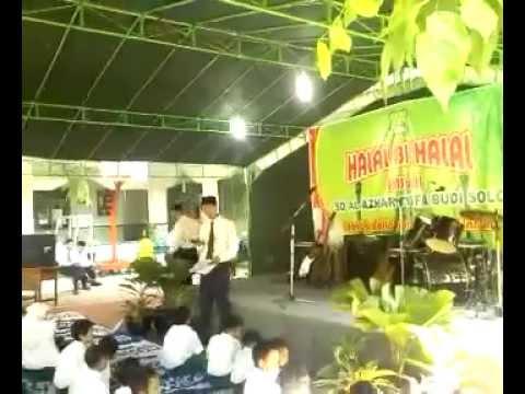 Ikrar Halal Bi Halal Sd Al Azhar Syifa Budi Solo Youtube