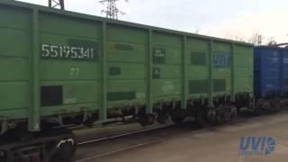 Перемещение подвижного состава UVI Logistics(Железнодорожные перевозки — Казахстан, СНГ, страны Балтии, Китай. http://uvi.kz Наши услуги: — расчет и оплата..., 2015-04-27T13:52:53.000Z)