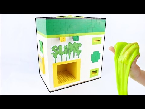Lego Slime Maker Slime Vending Machine Youtube