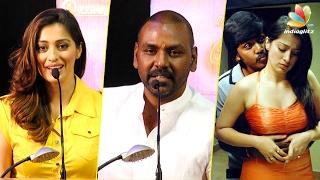 Lakshmi Rai Helped Me In Times of Trouble : Raghava Lawrence Speech   Motta Siva Ketta Siva