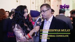 B4U coverage of Varli Chef Showcase