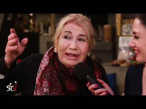 Lucia Cassini a stars Web TV di Umberto Lariccia