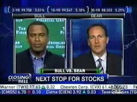Peter Schiff was right 2006-2007 - CNBC edition