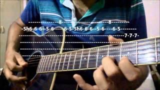 pehla nasha complete guitar lesson
