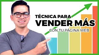 Cómo Incrementar Las Ventas en el 2019 Con Tu Página Web ✅ Técnica Simple 👌