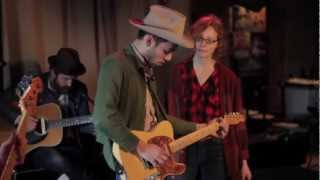"Daniel Romano & The Trilliums - Wood & Wires Session - ""Paul and Jon"""