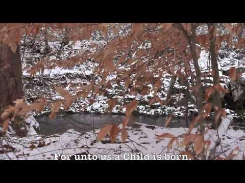Hallelujah Chorus! (Lyrics) (George Frideric Handel) Beautiful 4K Video!