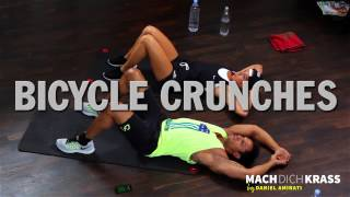 Bicycle Crunches |