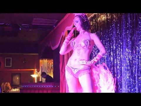 Club Rainbow Torquay, 1st Burlesque Night.