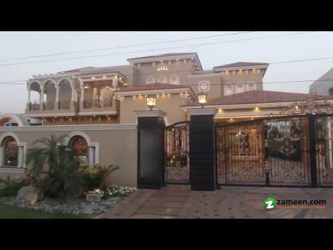 BRAND NEW BUNGALOW IS AVAILABLE FOR SALE IN NFC 1 - BLOCK D (SE) LAHORE