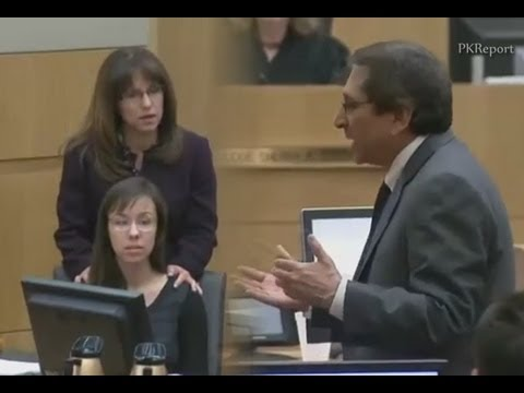 Martinez vs Willmott: Jodi Arias Had No Criminal Record But Was Still a Criminal (Penalty Phase)