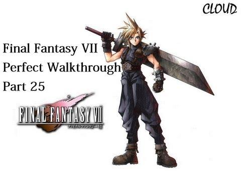 Final Fantasy VII Perfect Walkthrough - Part 25