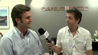 Superyacht TV speaks with Mario Gornati from San Lorenzo