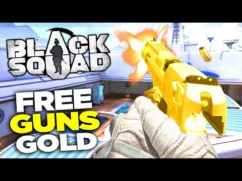 Black Squad: Free Weapons and Gold is Easy! (Guide)