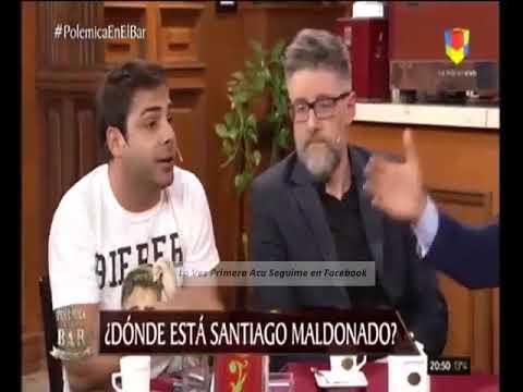 La pelea de Duggan contra Novaresio por el caso Maldonado