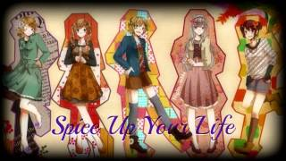 Hd Nightcore Spice Up Your Life Spice Girls.mp3