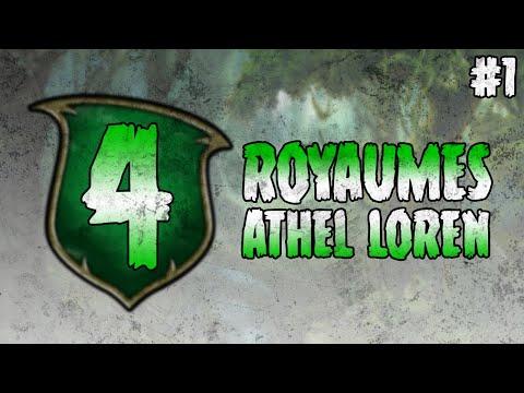 4 Royaumes d'Athel Loren #1