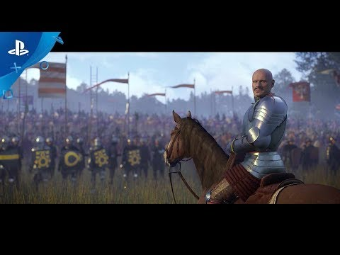 Kingdom Come: Deliverance - Rex, Familia et Ultio PS4 Trailer I E3 2017