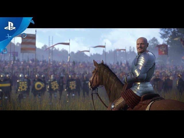 Kingdom Come: Deliverance - Rex, Familia et Ultio PS4 Trailer I E3 2017